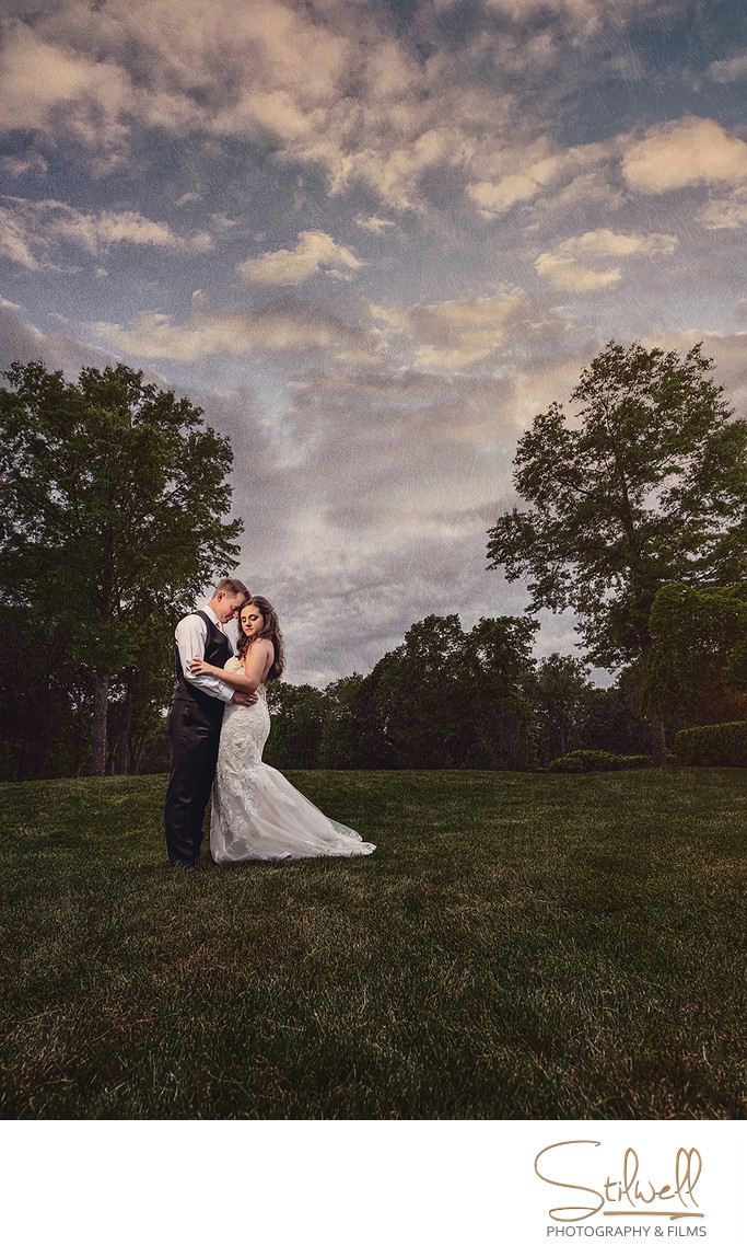 Winding Hills Golf Club Wedding Photographer