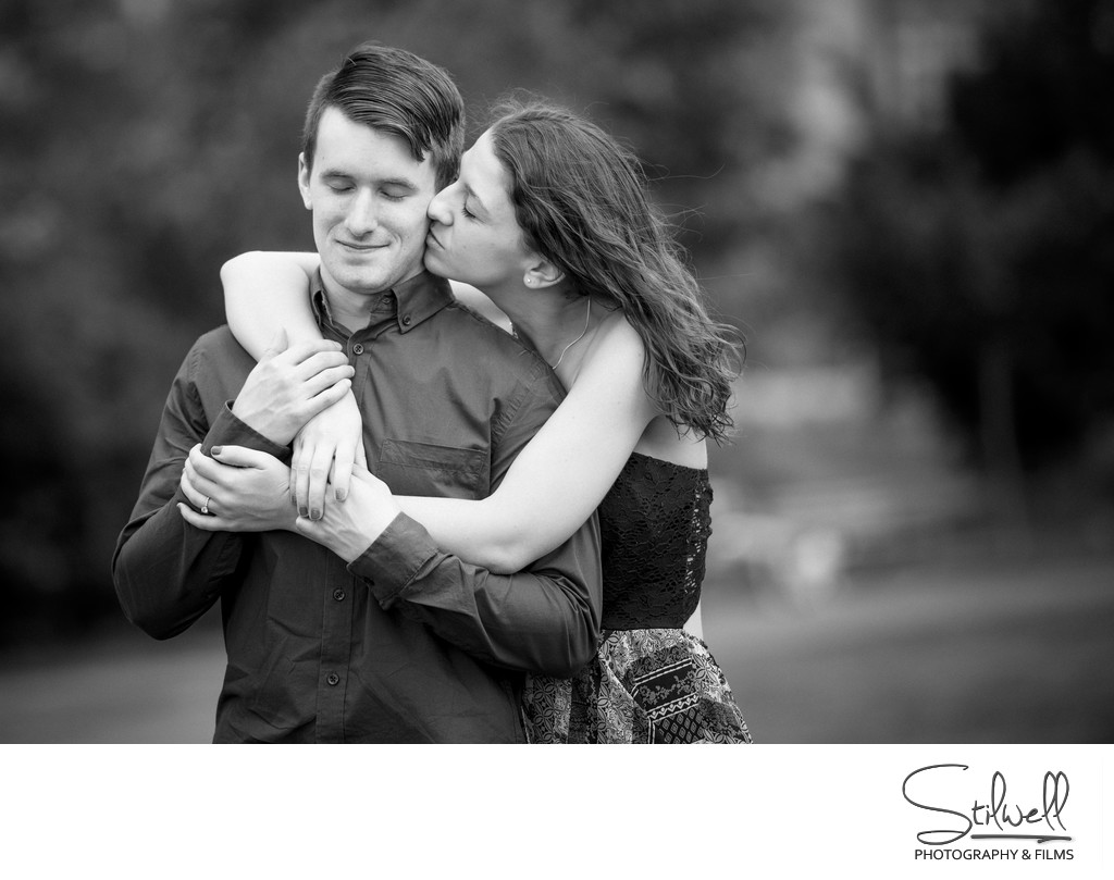 Westchester County Engagement Session Photo