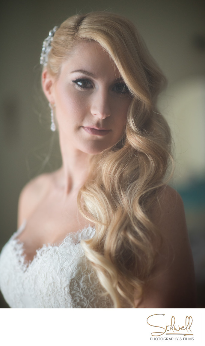 Hudson Valley Bridal Portrait Photography