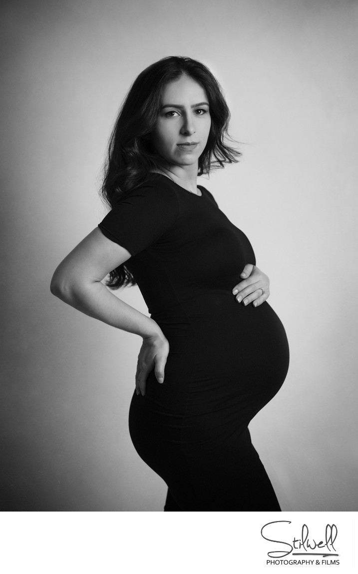 Classic Maternity Photography Hudson Valley