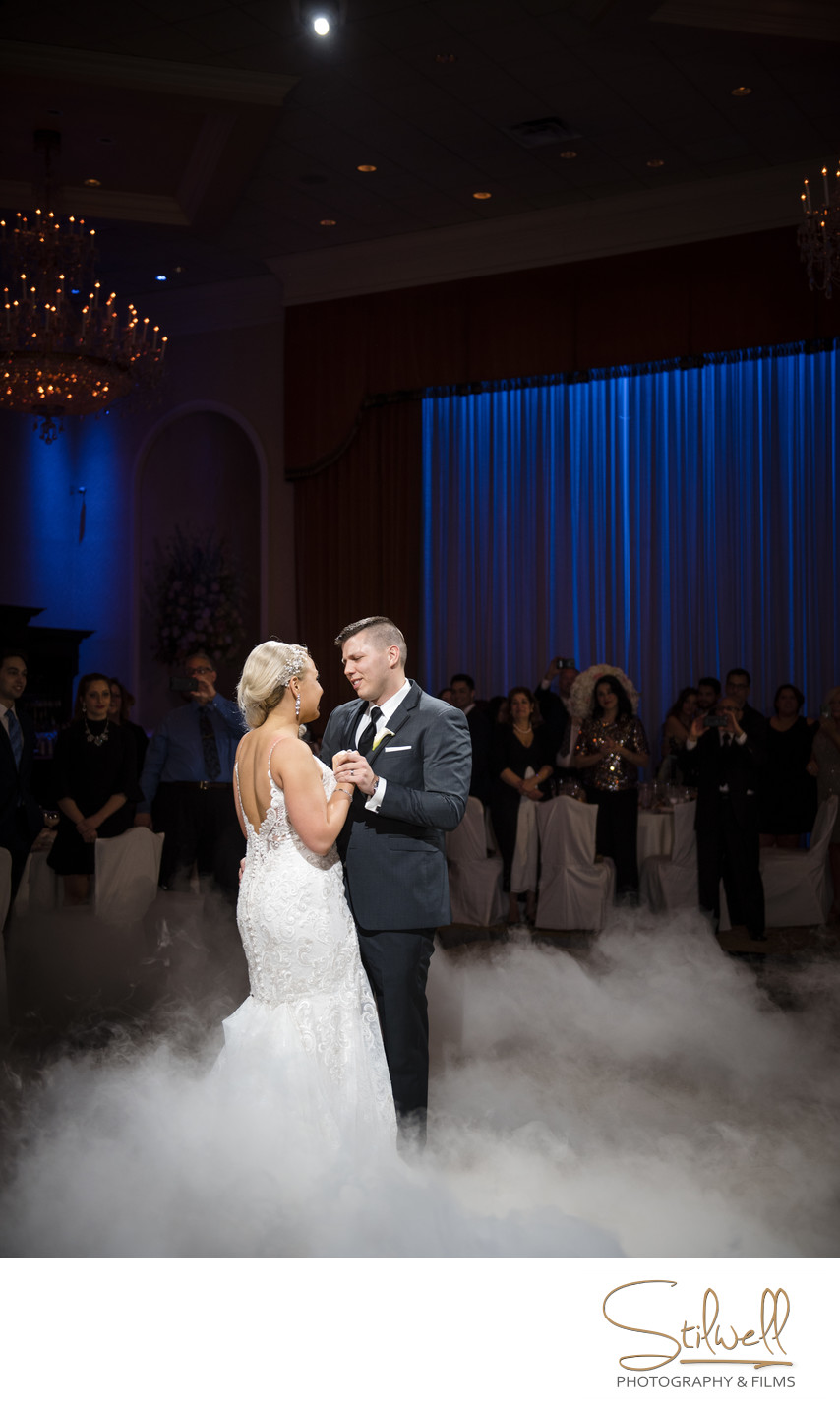 NJ Wedding First Dance Il Villaggio