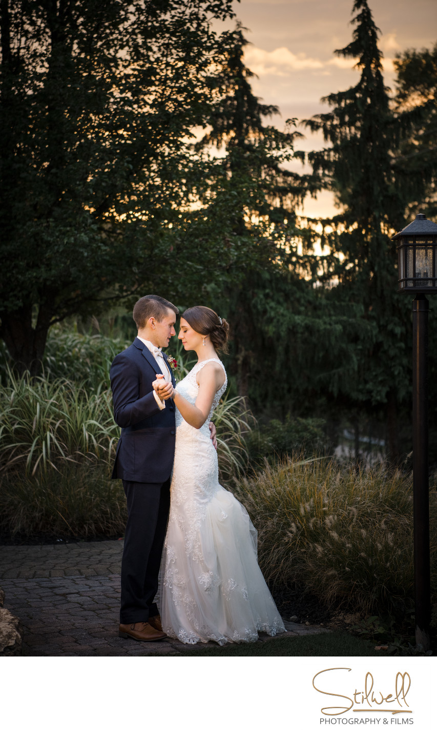 Wappingers Falls Wedding Bride and Groom