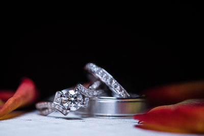 Ring and Wedding Detail Photography