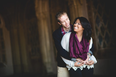 Central Park NY Engagement Photography