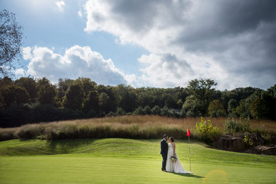 Club at River Oaks Golf Course Wedding Photographer