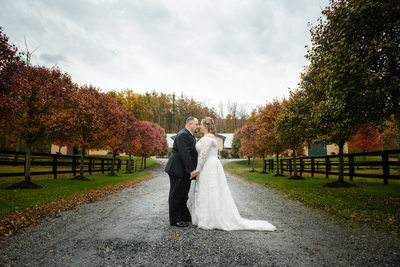 Falkirk Estate Central Valley NY Wedding Pictures