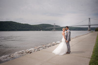 Hudson River Wedding at the Grandview