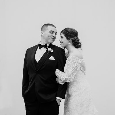 Wedding Portrait Villa Barone Hilltop Manor NY