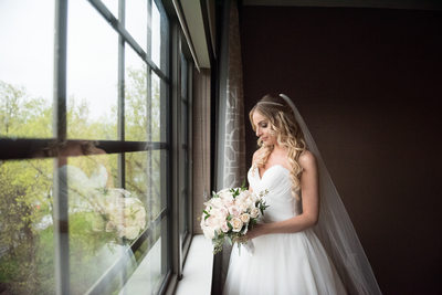Bride Portrait Westchester Wedding Photography