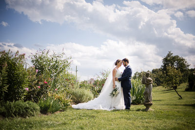 Ulster County Wedding Red Maple Vineyard Photographer