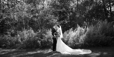 Villa Borghese Wedding Portrait Wappingers Falls NY