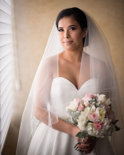 Poughkeepsie Grand Bridal Portrait