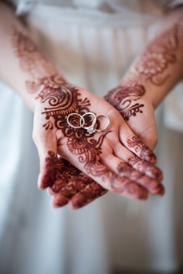 Saugerties Wedding Photographer Mehndi with rings