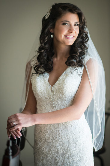 Wedding Westchester Bride