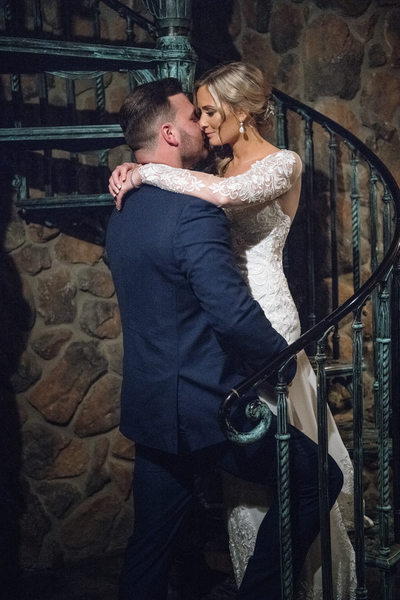 Wine Cellar Crystal Springs Wedding Photographer