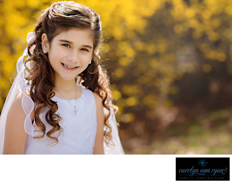 Charlotte Communion Portraits