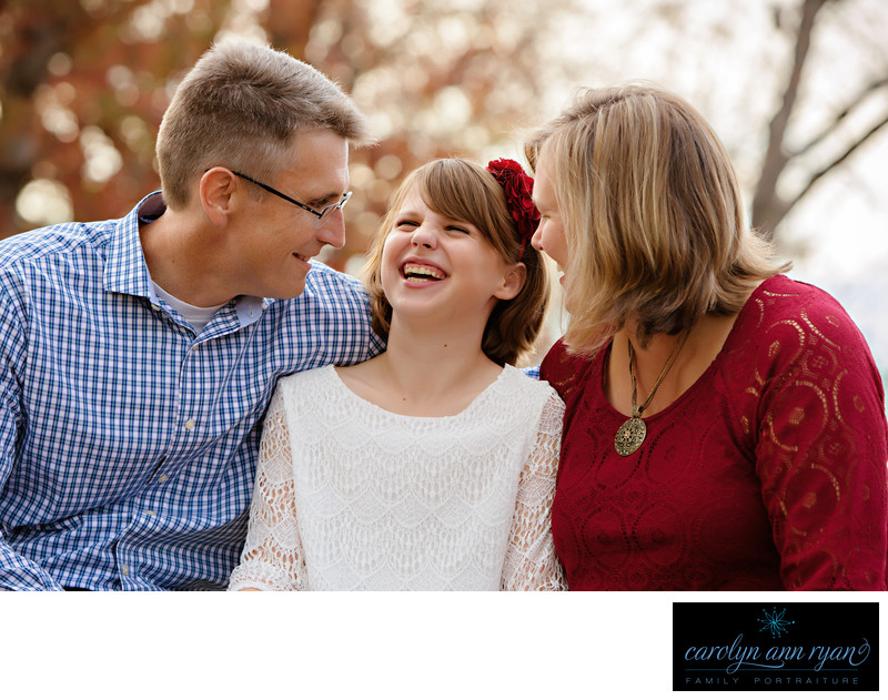 Professional Charlotte NC Family Photographer