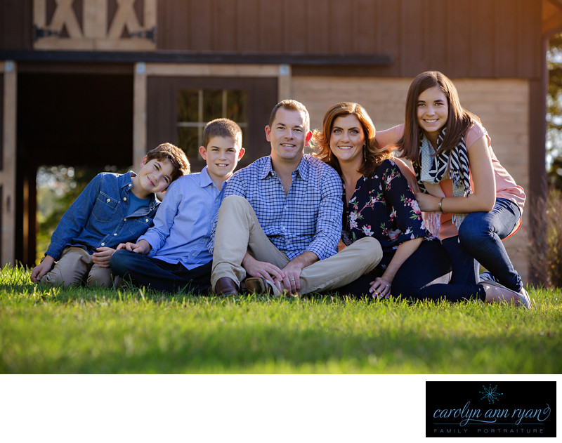 Captivating Charlotte NC Family Photography