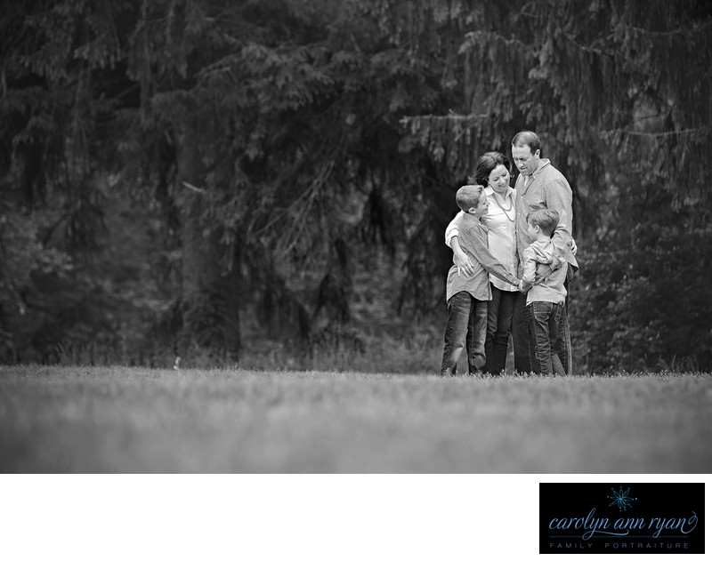 Exceptional Marvin NC Family Photographer