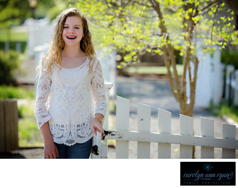 Fashion Portraits Tweens Charlotte NC