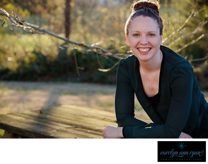 Delightful Charlotte Business Portrait