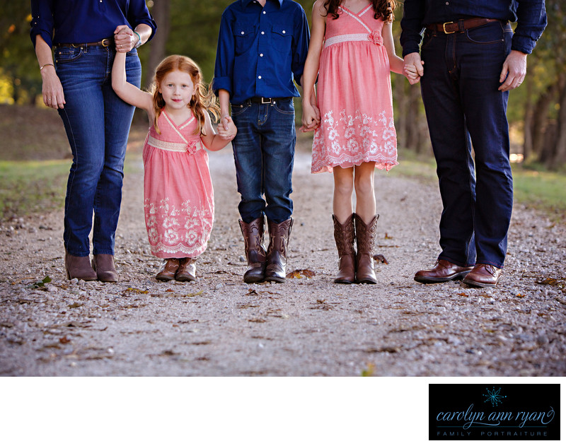 Clever Charlotte Family Photographer