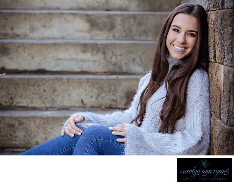 Charlotte Senior Picture Photography