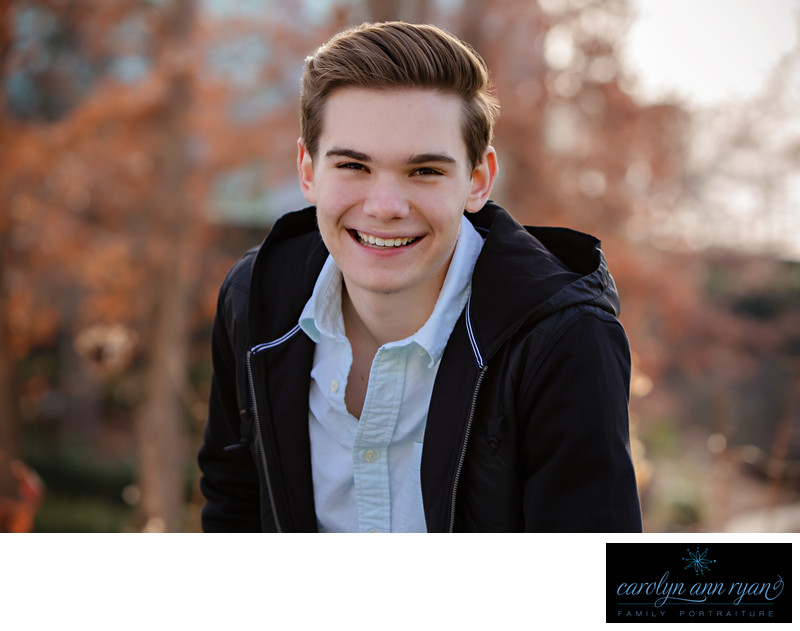 Senior Photos in Charlotte