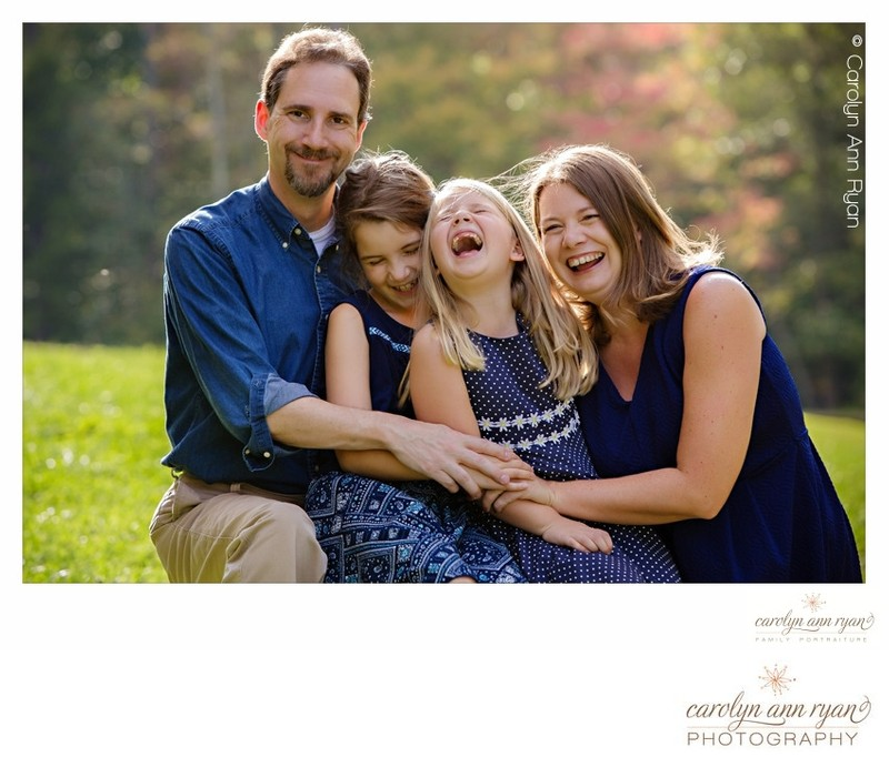 Joyful Family Photography in Charlotte