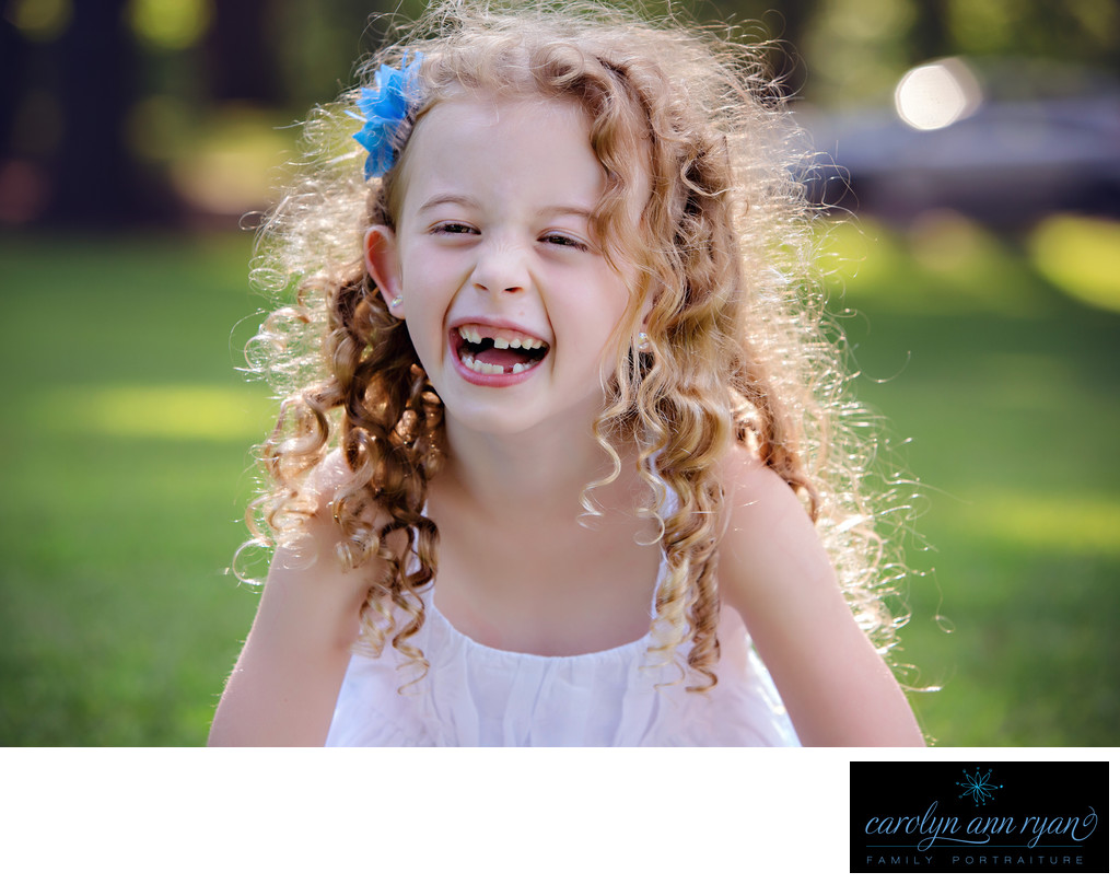 Charlotte Child Photographer Captures Giggles and Grins