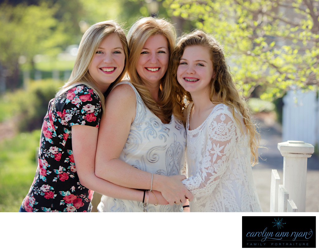 Professional Charlotte Family Photographer Portraits