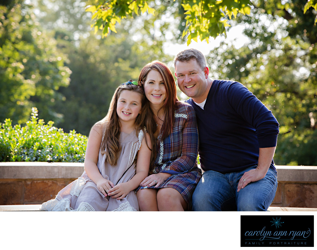 Charlotte family photographer charming portraits