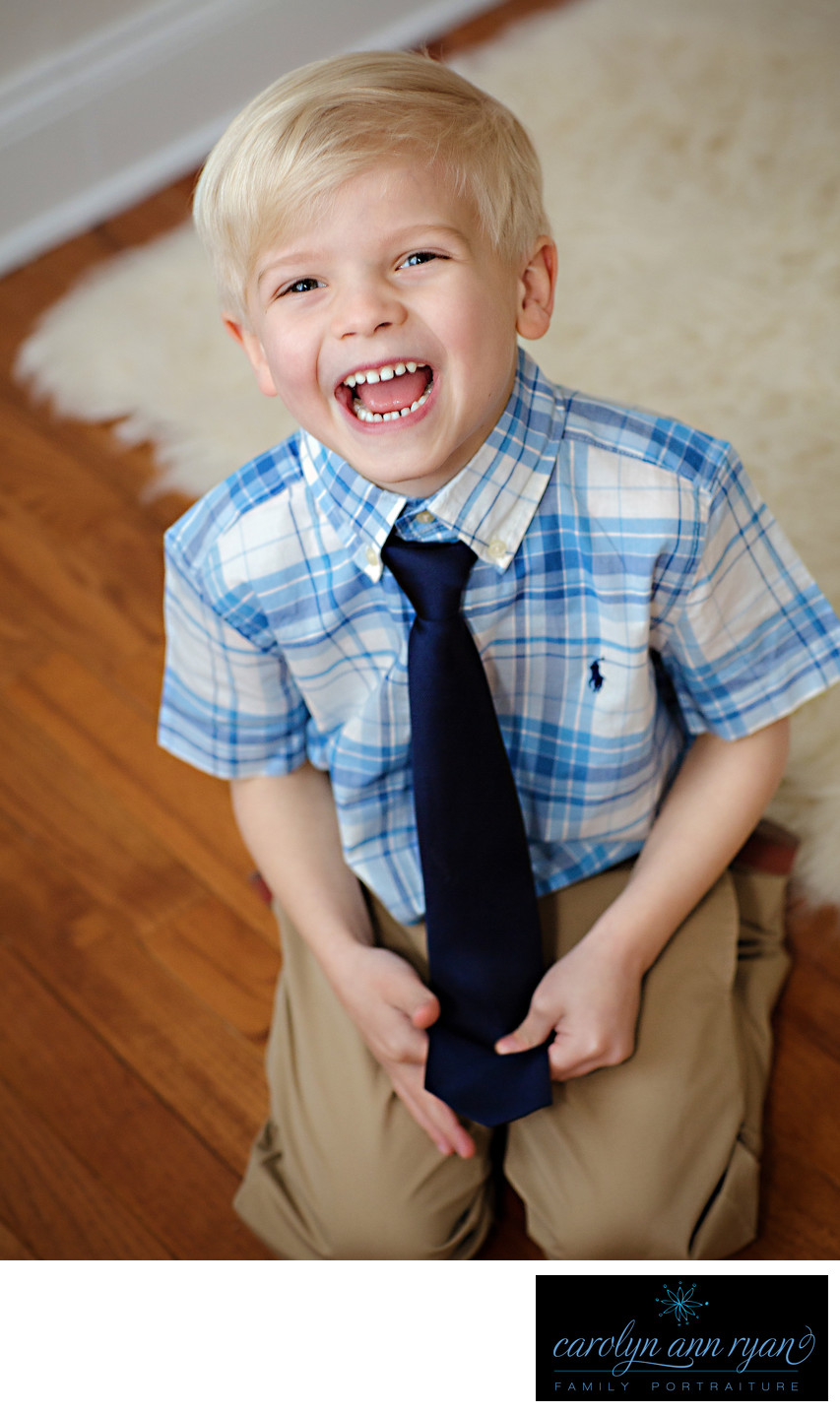 Accomplished Child Photographer in Ballantyne