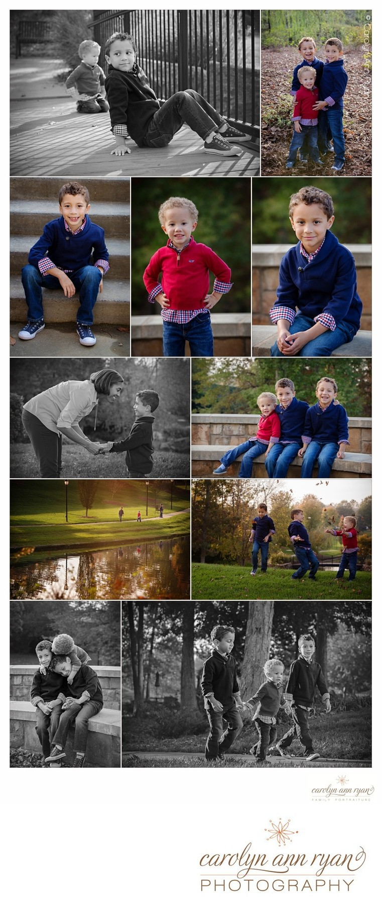 Experience Charlotte Family Photography