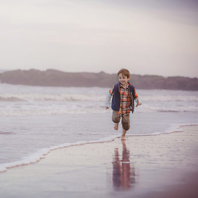 Beach Portraits in North Carolina