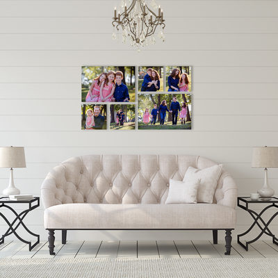 Displaying Family Photos in your Home
