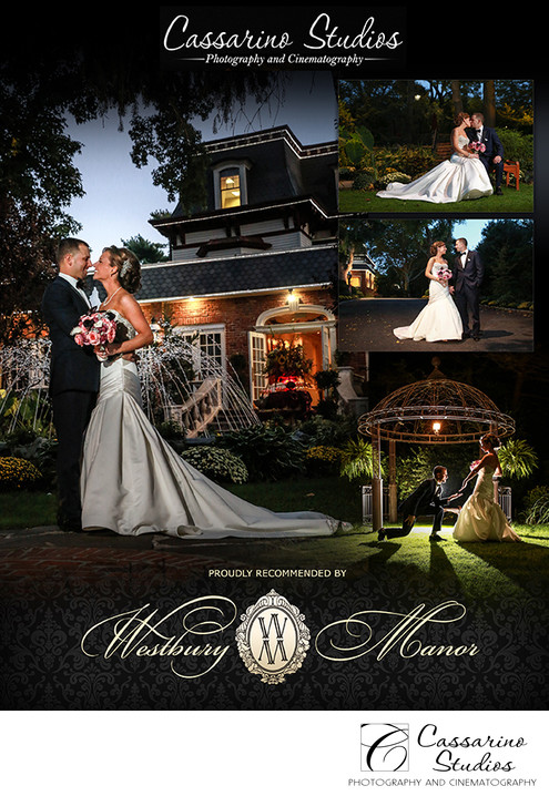 Westbury Manor Photo by Cassarino Studios