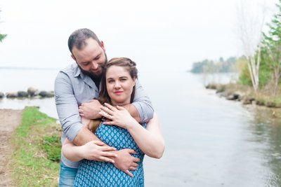 Engagement Photography in Barrie