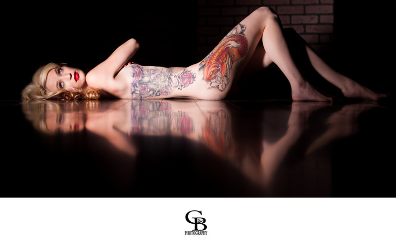Fun Boudoir Photography Studio