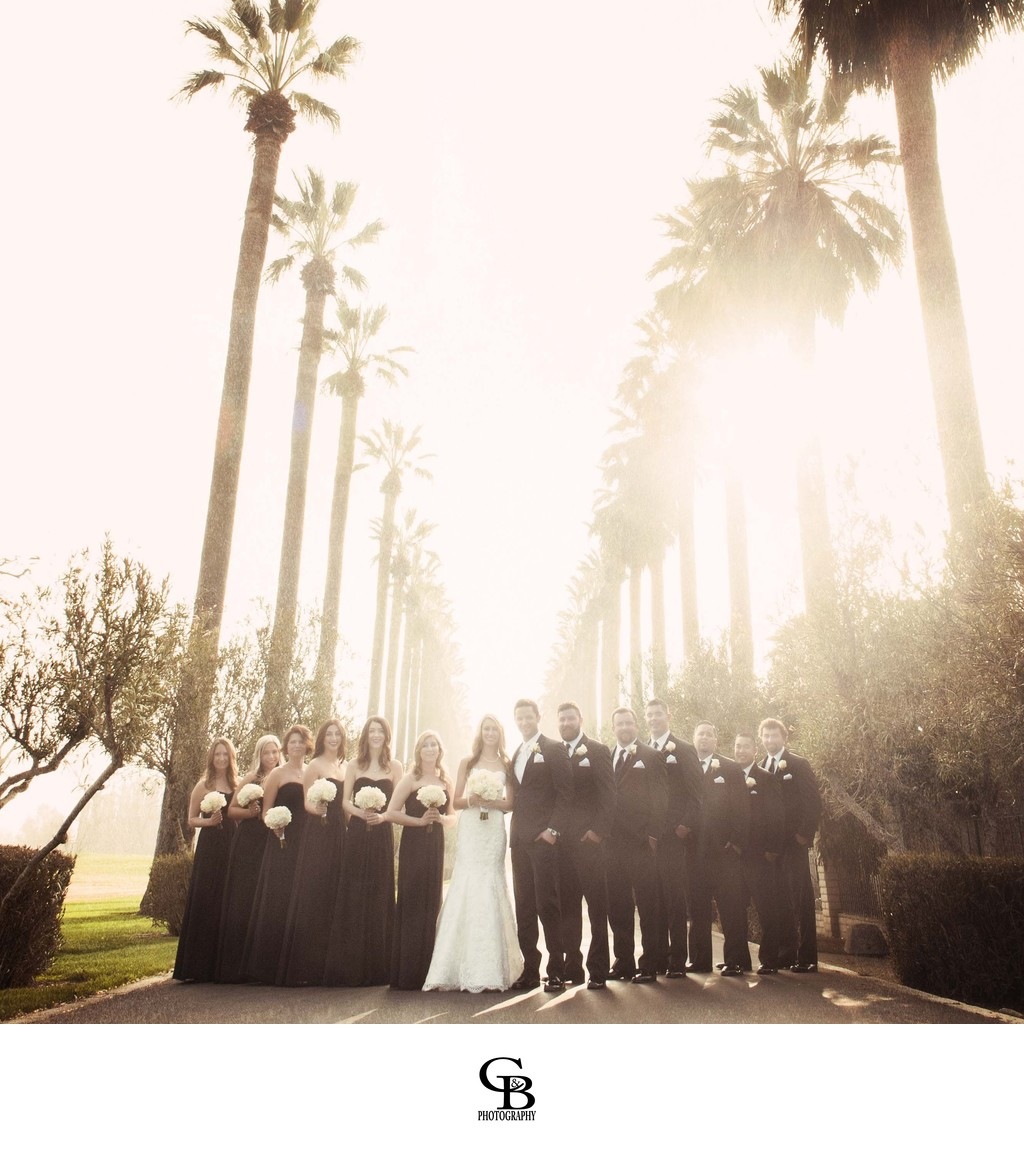 Stockdale Country Club Wedding