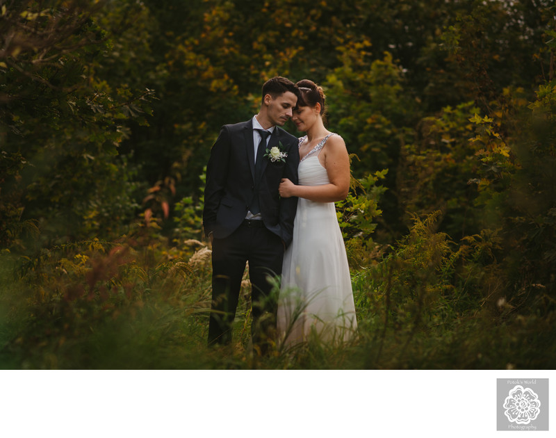 Fall Wedding in Berlin, Germany