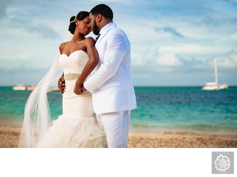Destination Beach Wedding in Punta Cana, Dominican Republic