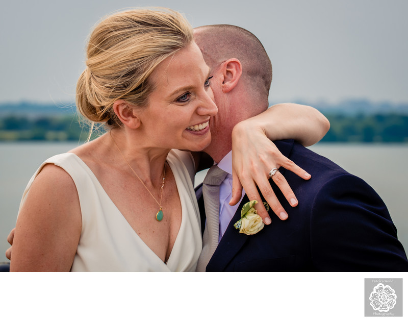 Georgetown DC Waterfront Wedding