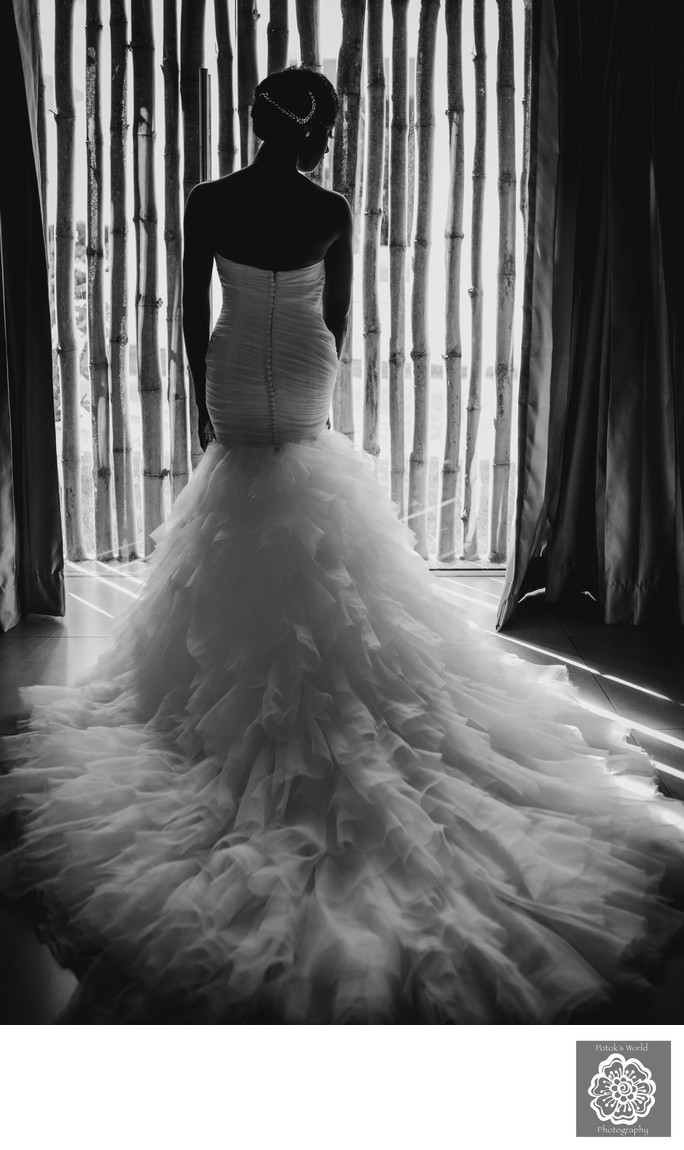 Now Larimar Punta Cana Destination Wedding Bride Photos