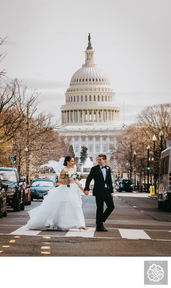 Wedding Photographer in DC