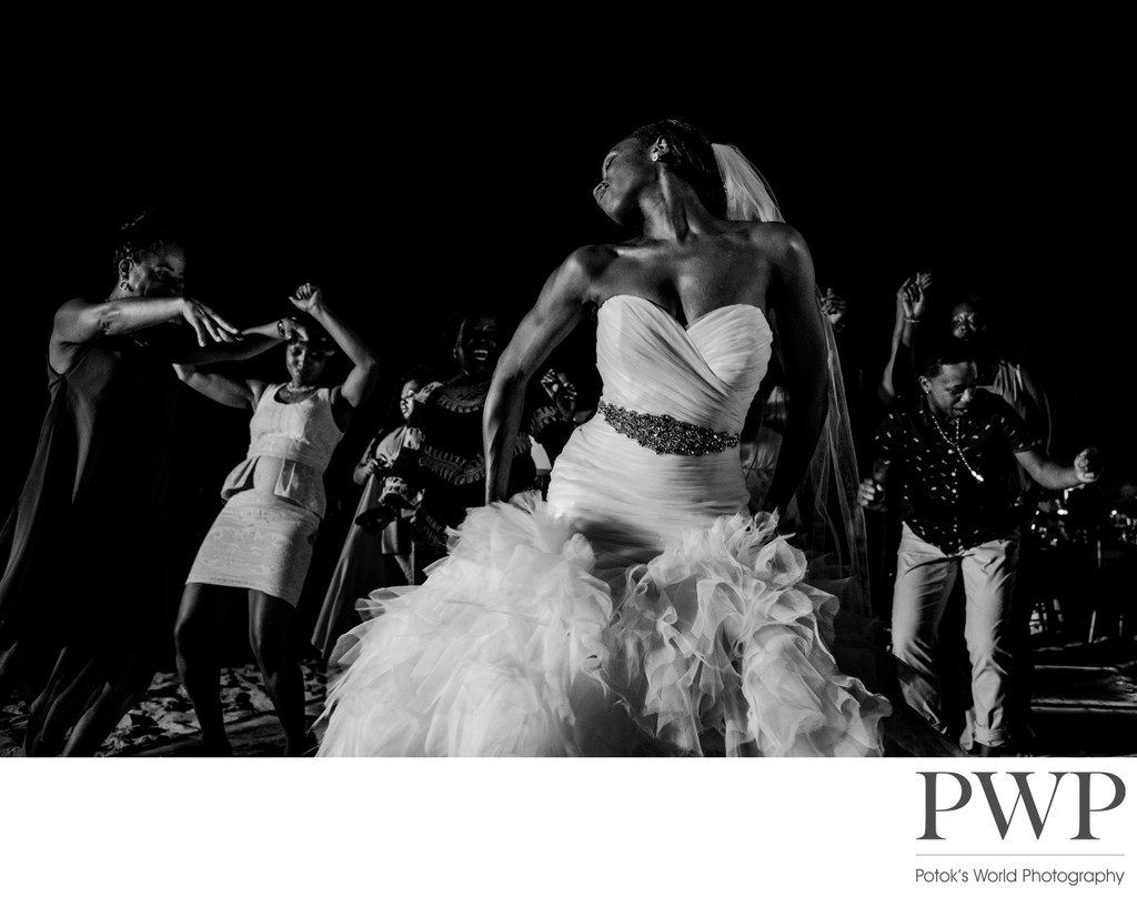 Now Larimar Punta Cana Destination Wedding Photographer
