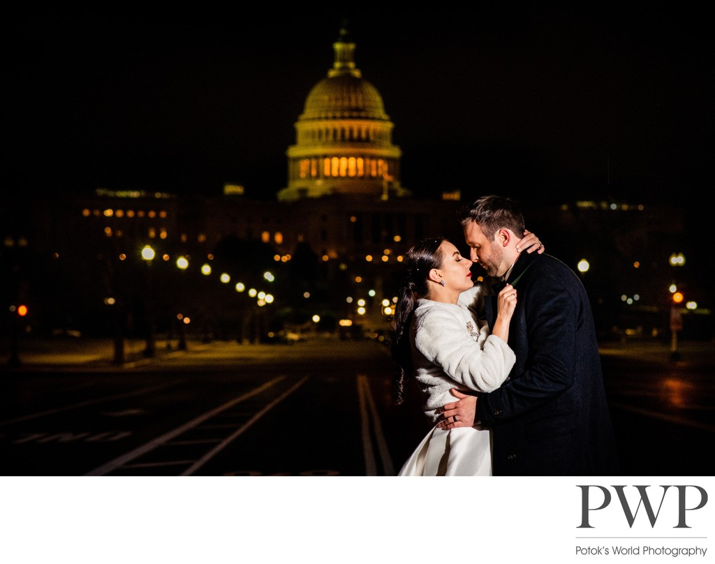 Elopement on Capitol Hill