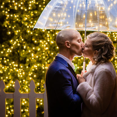 Winter Wedding Pictures
