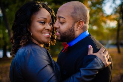 Spring Engagement Photography DC