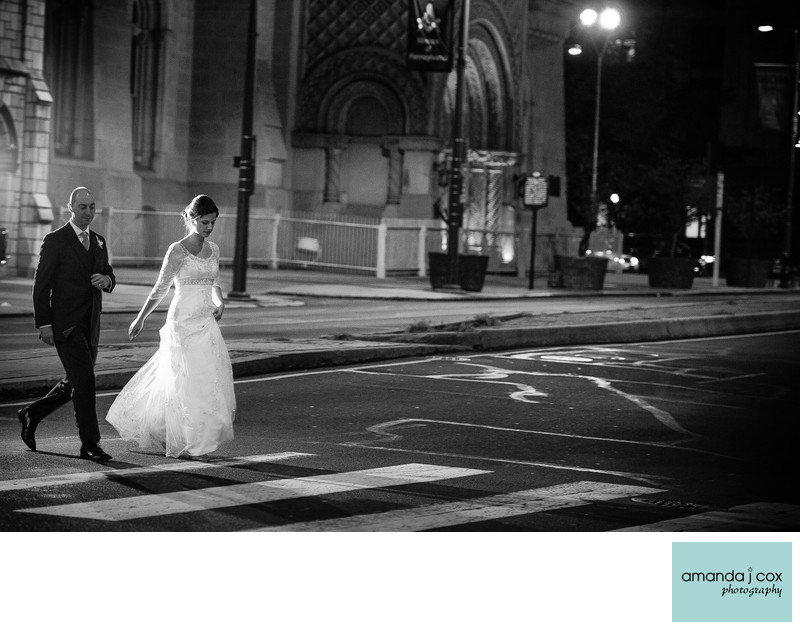 Philadelphia Broad Street Wedding Photographer